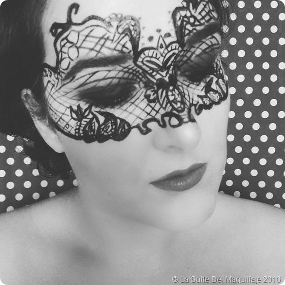 Máscara para Halloween