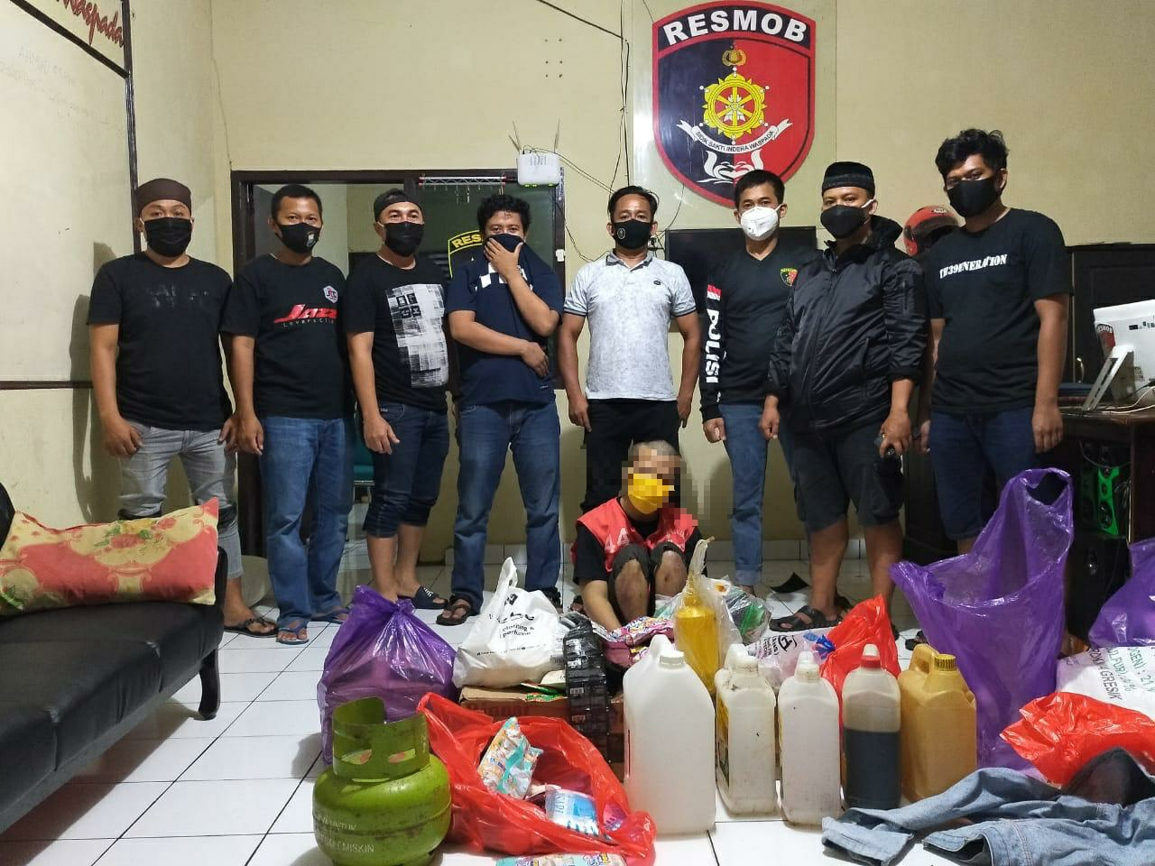 Resahkan Warga, SY Pelaku Pencurian Di Soppeng Berhasil Ditangkap Resmob Polres Soppeng