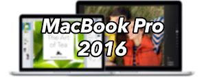 MacBook Pro 2016 sẽ có thêm màn hình OLED phụ, cảm biến Touch ID