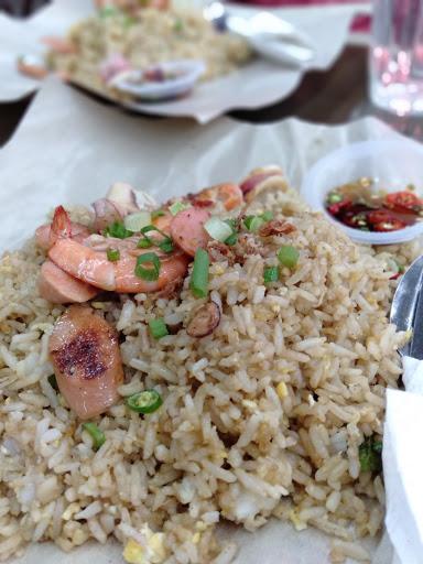 Nasi Goreng Seafood Tepayaki