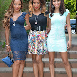 WWW.ENTSIMAGES.COM -  Honeyz  at    OK! Magazine Summer Party - Wild Tigers and Tiaras at London Zoo, Regents Park, London June 25th 2013                                                     Photo Mobis Photos/OIC 0203 174 1069