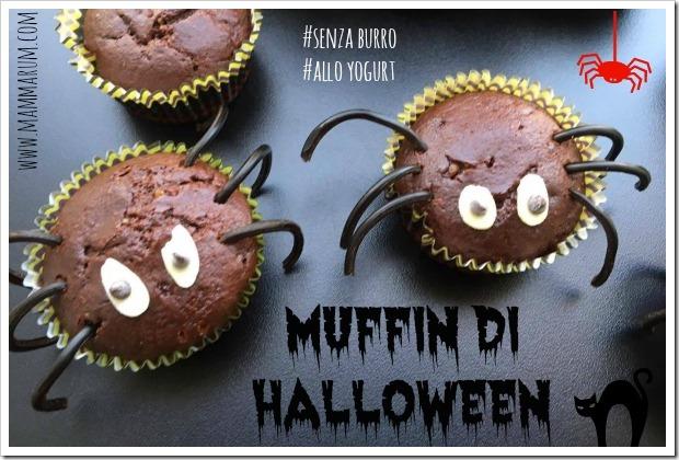 ricetta muffin halloween