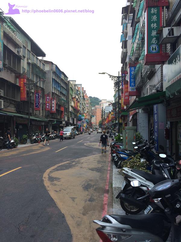 新北中和緬甸街