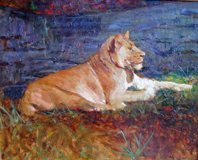 """Lioness"""