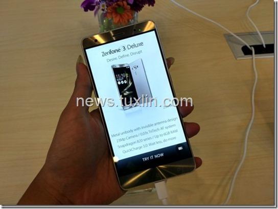 Harga Asus Zenfone 3 Deluxe ZS570KL Spesifikasi 2