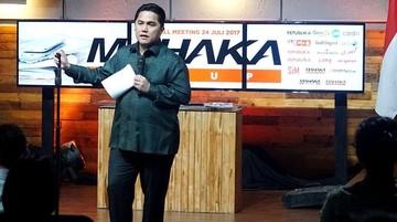 Terungkap, Jiwasraya Miliki Saham Perusahaan Erick Thohir