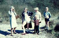 Groeneweg, Marianne, Peter, Walter, Ronald 1972.jpg