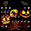 Jack O Lanterns Live Keyboard Background icon