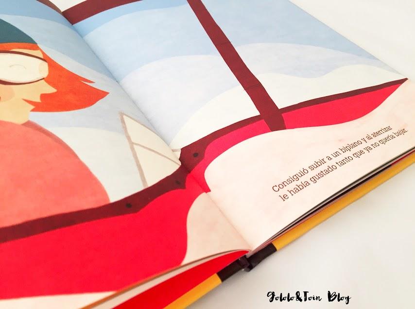 editorial-alba-pequeña-y-grande-amelia-earhart-cuentos-para-niños-biografías-mujeres