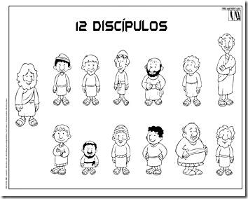 blogcolorear discipulos