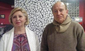 Rosa Montero y Angel Bachiller, Subcampeones del Jugamos para el Master