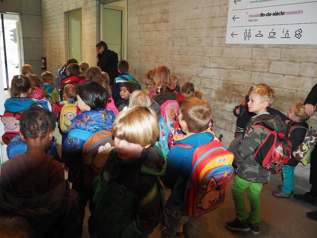 Leefgroep 1 ging naar het museum. - PA200039.JPG