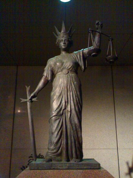 Goddess Of Justice, Goddesses