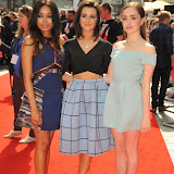 OIC - ENTSIMAGES.COM - Dionne Bromfield, Shannon Flynn and Louisa Connelly- Burnham at the UK premiere of Up All Night at at Vue Leicester Square London 10th May 2015  Photo Mobis Photos/OIC 0203 174 1069