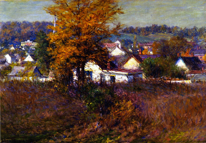 J. Ottis Adams - Our Village