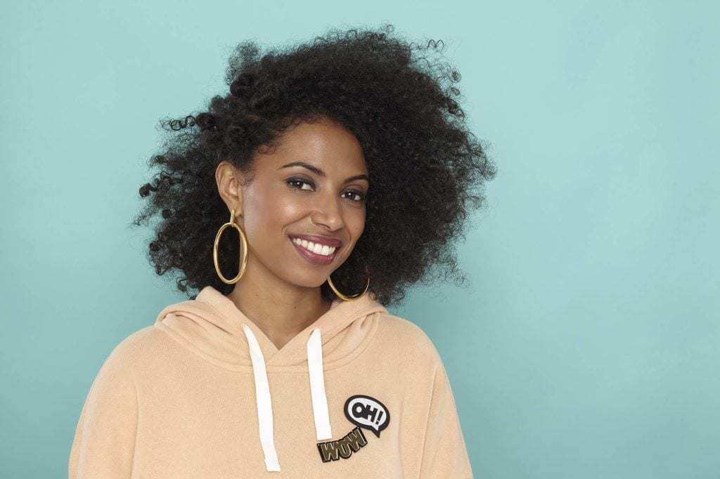 New Natural Hair Updos: Try These Styles At Home! 7
