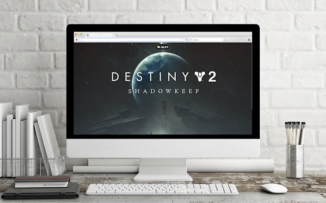 Game Theme: Destiny 2: Shadowkeep