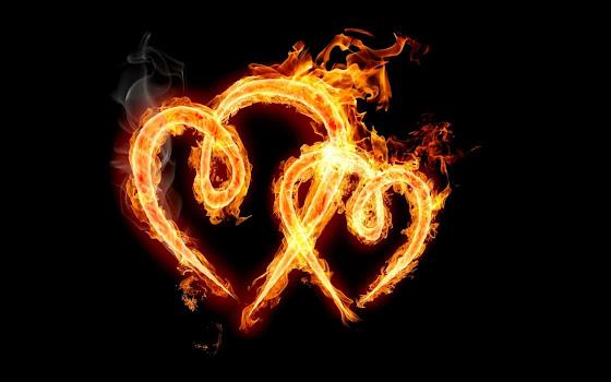 Valentinovo besplatne ljubavne slike čestitke pozadine za desktop 1440x900 free download Valentines day 14 veljača srce vatra