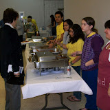 Youth Group Omelet Breakfast  February 2010
