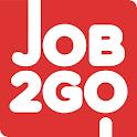 Job2Go: Lowongan Kerja icon
