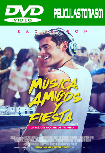 Música, Amigos y Fiesta (2015) DVDRip