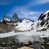 Laguna de los Tres, Parque Nacional Los Glaciares, El Chaltén, Argentina