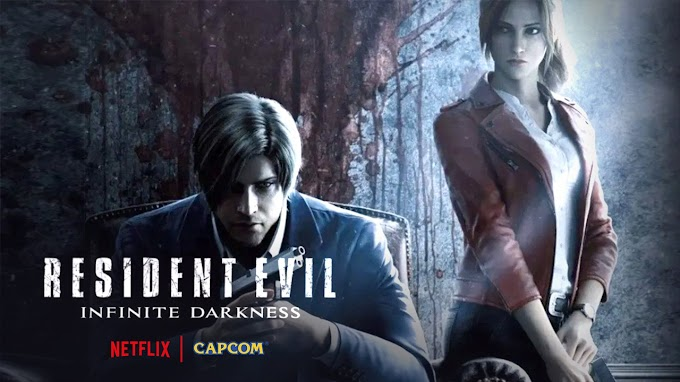 SérieMorte?: Resident Evil - Infinite Darkness