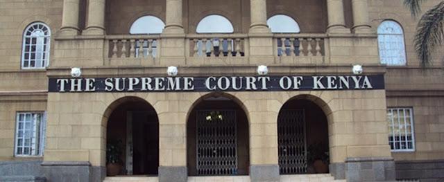 Supreme Court of Kenya - CHILOBA MAY REPENT,JOIN NASA IN TOMORROW,S PRELIMINARY SITTING