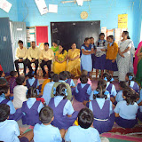 School Kit distribution at  Kethamaranahalli -4th July 2015