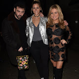 OIC - ENTSIMAGES.COM - Jay Camilleri and Zara Holland  at the  Jake Sims - EP launch party in London Photo Mobis Photos/OIC 0203 174 1069
