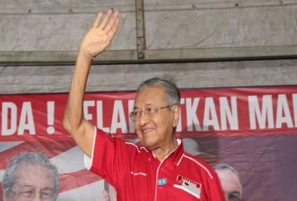 #PRU14 : Pas seru pengundi tolak Dr. Mahathir di Parlimen Langkawi