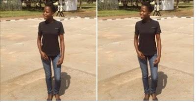 """I came i come now am conquered"" – EKSU English and Literary Studies Graduating Student writes"