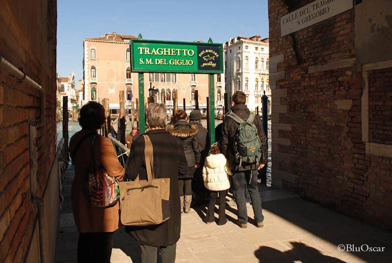 Gondole Traghetto 18 03 2009 N2