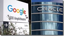Google e Oracle