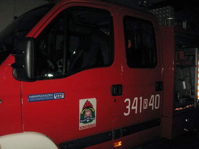 W Komendzie Miejskiej Policji w Krośnie - IMG_0027.JPG