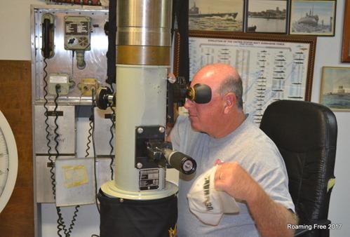 Working periscope