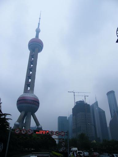 ¿Qué ver en Shanghai? El Pudong