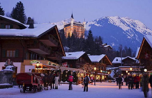 Gstaad-Suiza