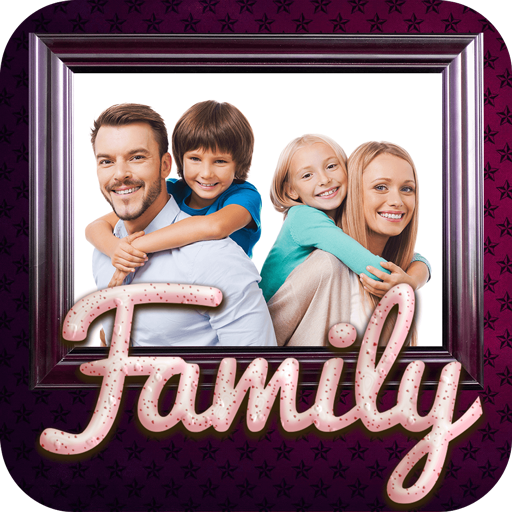 Family Photo Frames Free