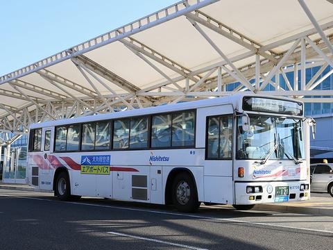 西鉄バス北九州「北九州空港エアポートバス」 3706