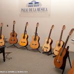 86: La Prueba acústica de guitarras estuvo a cargo del gran guitarrista Francisco Cuenca y contó con las guitarras de Alhambra, Valentin Andronic, Daniel Bernaert, Raimundo y Francisco Vico, excelentes todas ellas.
