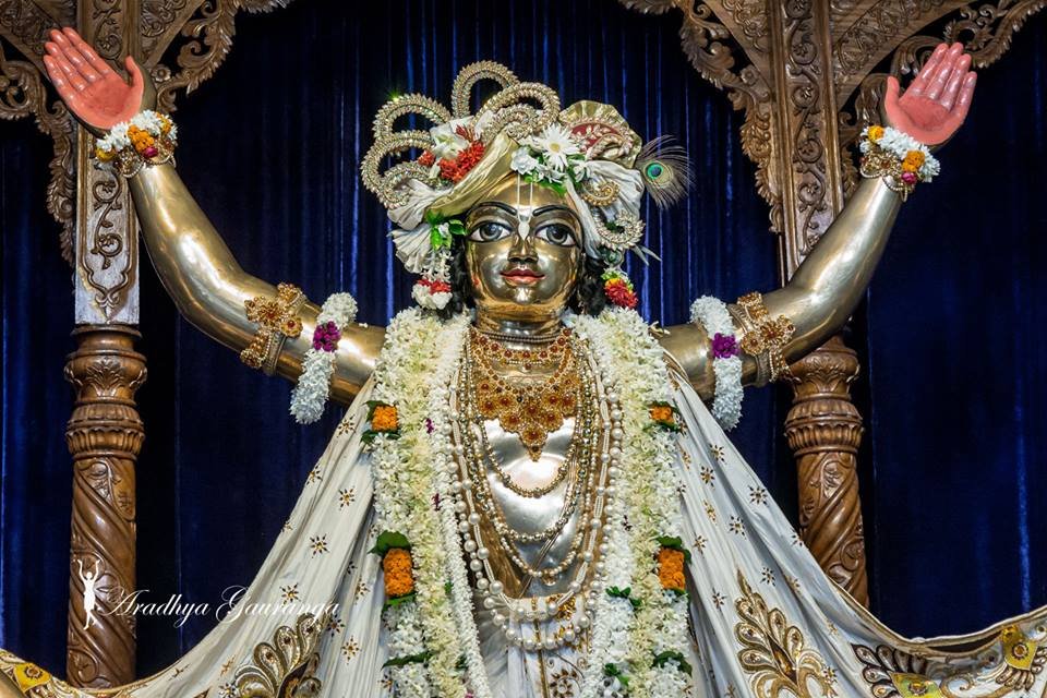ISKCON Mayapur  Deity Darshan 22 July 2016 (25)