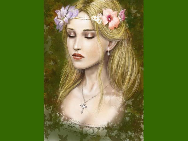 Daughter Of Water Colors, Undines