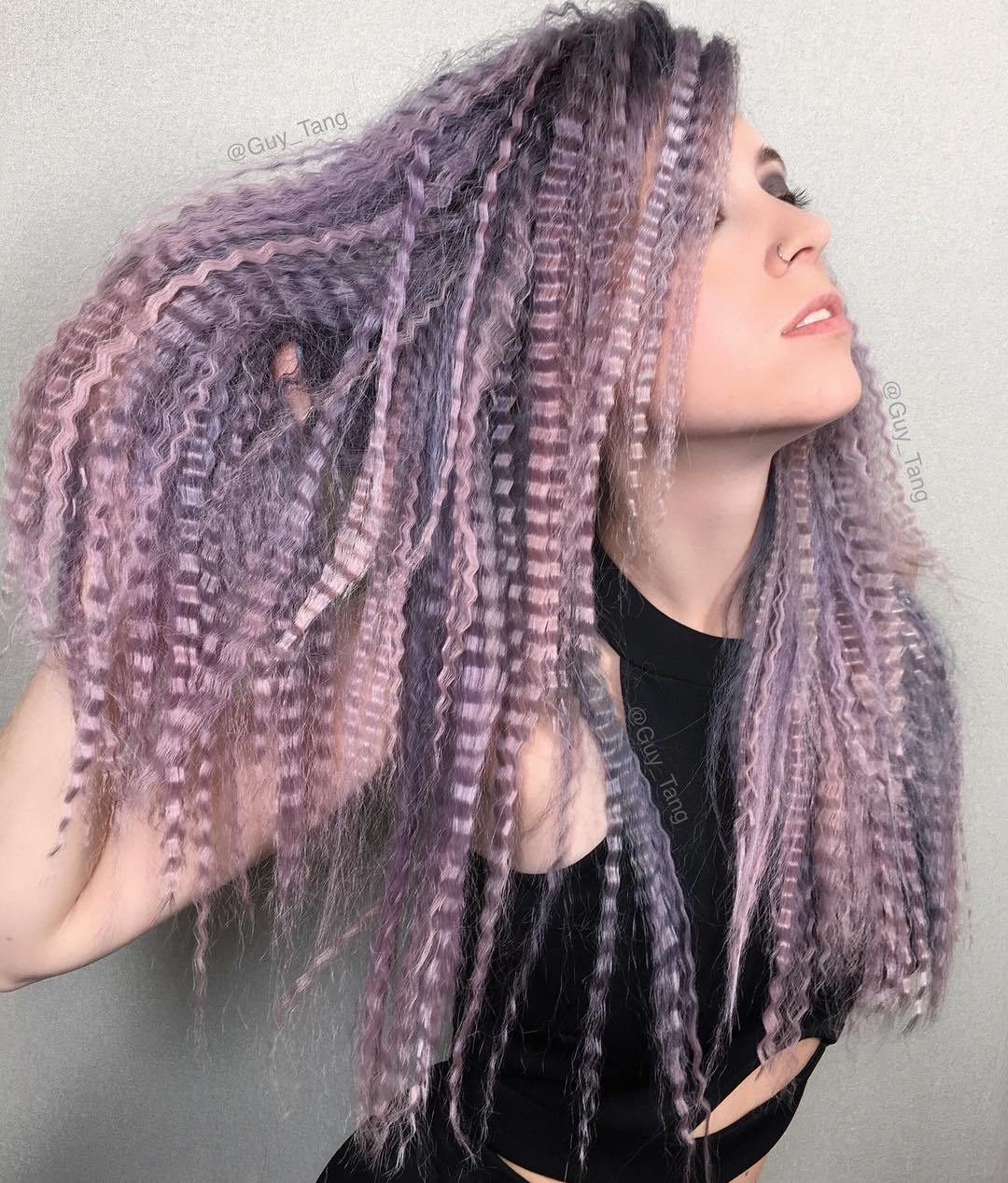 The Trendy Setting Crimped Hairstyles In Current year 2018 For Hairstyles 1
