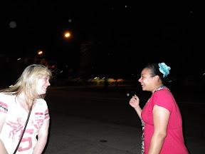 Ann went back to being Katie, but Baltimore is sitll Marta