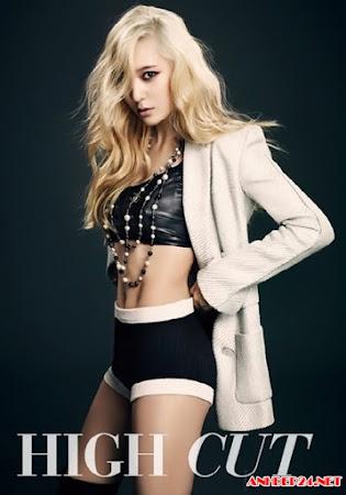 Ngắm 6 ca sỹ Hàn xinh như hoa hậu