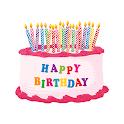 Happy Birthday Stickers - WAStickerApps icon