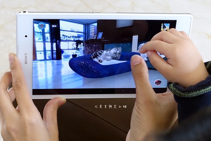 6 Sony Xperia Z3 Tablet Compact