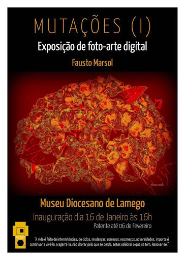 Exposição de foto-arte digital em Lamego