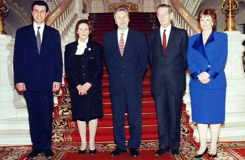 Din 1994, am prevăzut că Emil Constantinescu nu aduce Regele pe tron